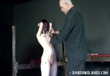 tough girl whipped and tit tortured with fae corbin