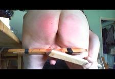 self cbt spanking