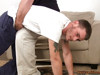 Ricky Gets Spanked- Clip 1