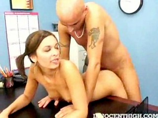 crissy becomes spanked