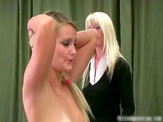 sexy nasty blonde schoolgirl chick gets part1
