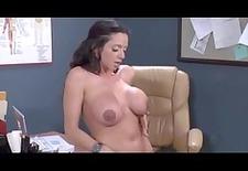 ariella ferrera whips out those big tittie