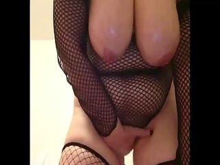 spank tits