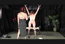 dildo and spank