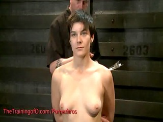 chick punished in bdsm scene