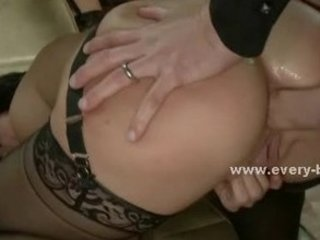 Amazing round big asses spanking before beautifull horny sluts ar