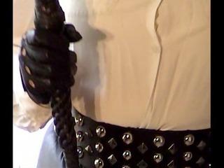 leather mistress del rio hard domination