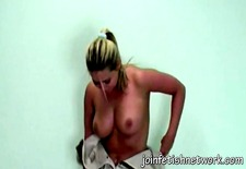 some hardcore spanking scenes