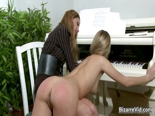 two smocking hot sexy brunette horny part4