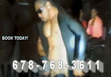 Atlanta Black Male Stripper Whiplash For Hire Online! | GA&#039 s Sexiest Male Dancer
