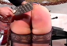 Spanking The Old Fashioned Way 2 - Scene 2 - Bizarre
