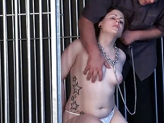 Punishment Cell featuring Isabel Dean