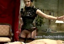 Curt Wooster subs to Maitresse Madeline