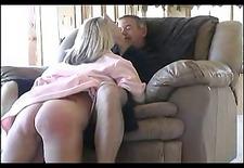spank blow