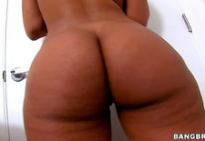 we love it when mature bitches like rose decide to join the porn ranks at their age. shes a good looking milf with a nice spankable big ass, and we gave her a messy facial!
