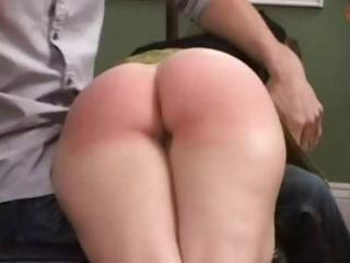 Kailee seth has been naughty and must get disciplined with some spanking