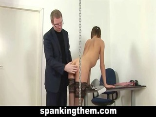 the punishment for sexy secretary