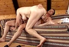 granny likes younger cock