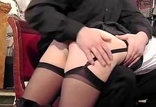 best of british spanking 16 - scene 6