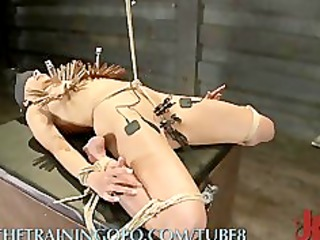 severe slave training