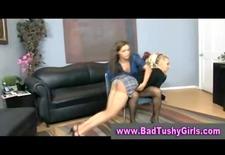 mother spanking daughter