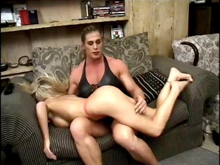 mutant nicole bass dominates hottie kristy myst