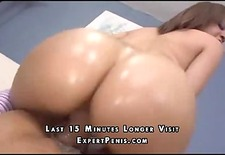oOoTeen stockings babe ass oiled for rideoOo
