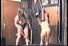 spanking pain nipple caning