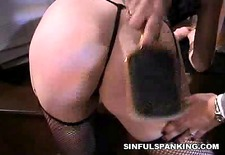 exciting spanking movie