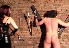 whiping domina