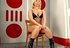 Blondie Bondage