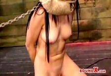 Curious Euro Slut Nikki Bell Has Earned Slave Training 0011