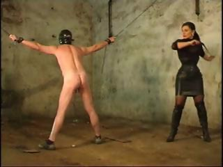Hard punished by the mistress