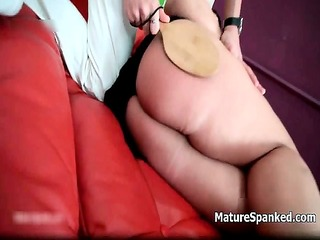young boy spanking a fat mature part3
