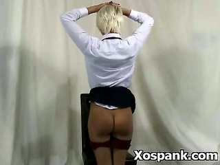 kinky erotic alluring spanking submission