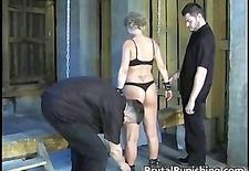 Hard core bondage and brutal punishement part1