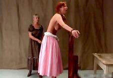 naughty babe nicoleta gets whipped