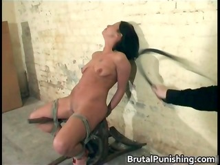 hardcore bdsm and brutal punishement part4