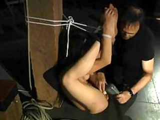 restrained and punished