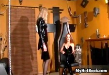 Janine is a lovely blonde with long hair and a swe