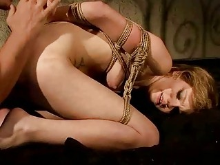 Slavegirl being painfully punished