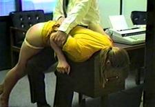 spanking of julia jameson