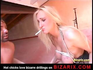 cute german girl loves bizarre sex lessions