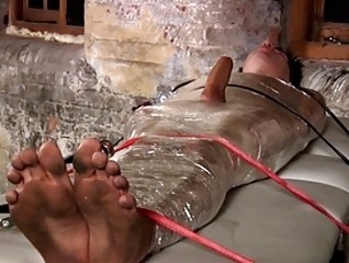 Jonny Parker Bound And Punished