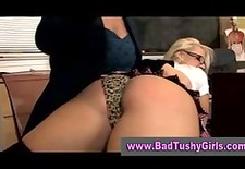slutty schoolgirl gets spanked by teacher