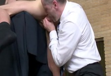 religious amateur gets spanked