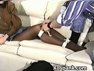 Abusive Spanking Horny Girl In Fetish Extreme