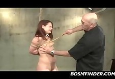 ten shibari bound and spanked