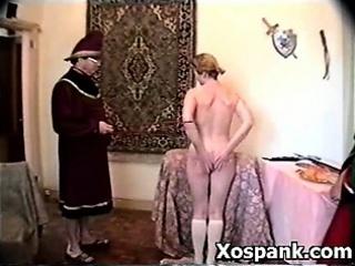 Kinky Erotic Vibrant Fetish Spanking Play