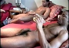 two homies spanking the monkey pt.1/3